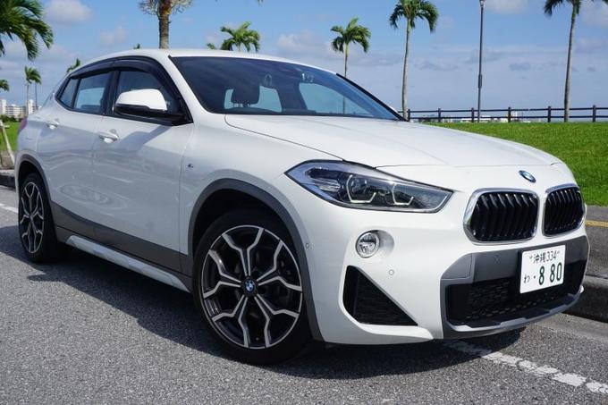 BMW X2 M SPORT画像