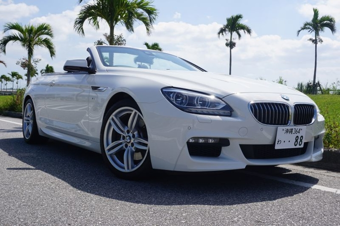 BMW 640i M SPORT画像