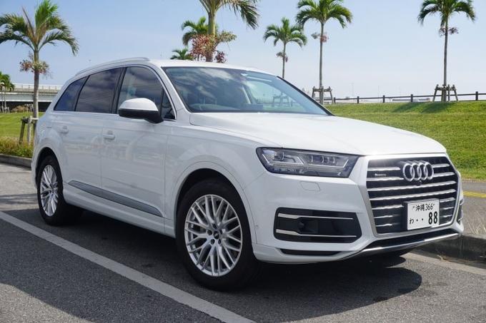 Audi Q7画像