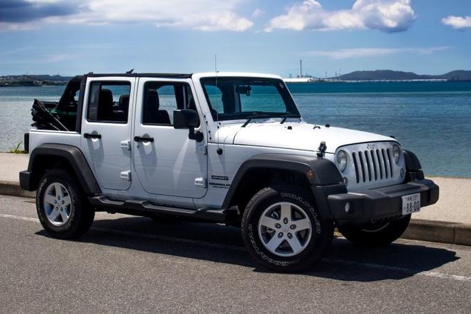 Jeep ラングラーアンリミテッド ソフトトップエディション画像